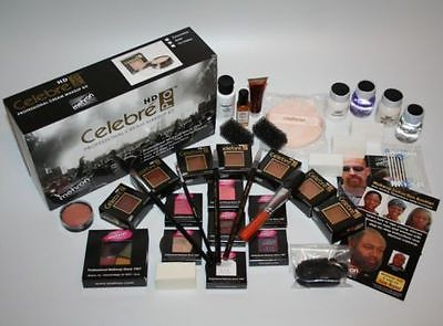 Performance makeup for Beauty, Special Effects, Stage & Screen! Mehron has been used by the performers of stage and screen for over 8 decades. Professional Makeup Artists all over the world have always...