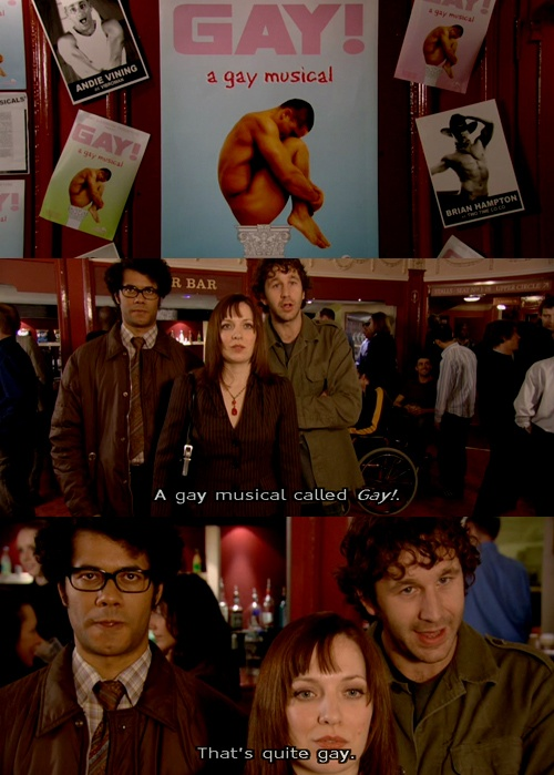 The IT Crowd...One of my favorite episodes of all time! Hilarious show!