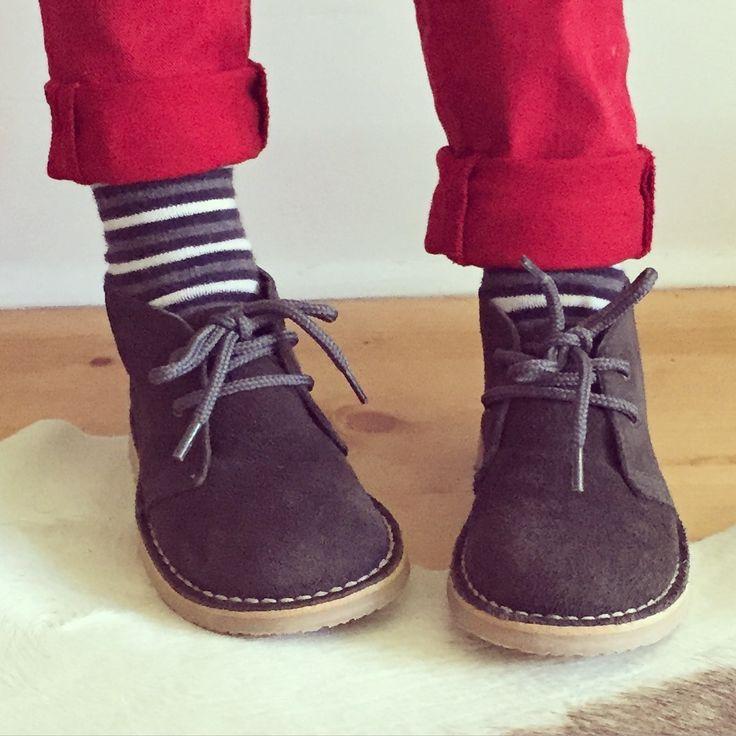 kids desert boots www.poppeto.com