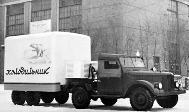 УАЗ 456 Опытный '1959