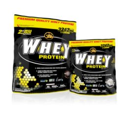 All Stars - Whey Protein, 2000g Beutel