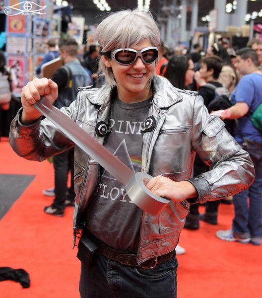 New York Comic Con 2014 - Quicksilver