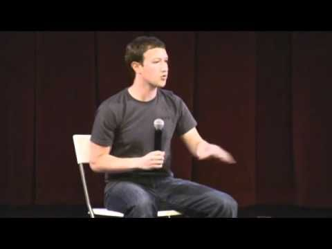 Mark Zuckerberg at Startup School 2011 | Intervu.us