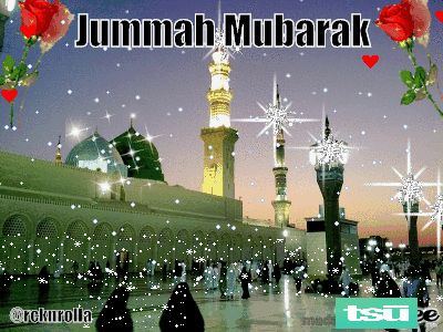 [*Latest*] Best 50 Jumma Mubarak Images With Quotes 2018 (GIF Added)