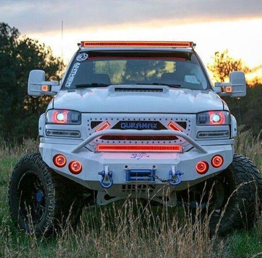 GMC Duramax truck
