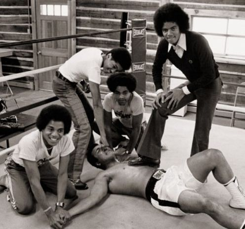 Muhammad Ali & The Jackson 4