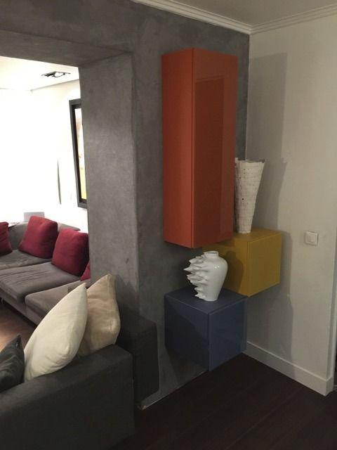 [BLOG POST] : Lago chez nos clients : l'appartement Rubik's Cube !