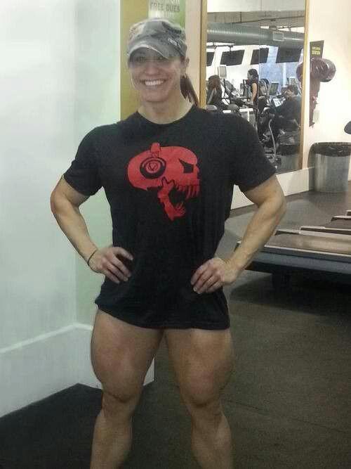 Cynthia Colon and her great quads | Cynthia Colon ...