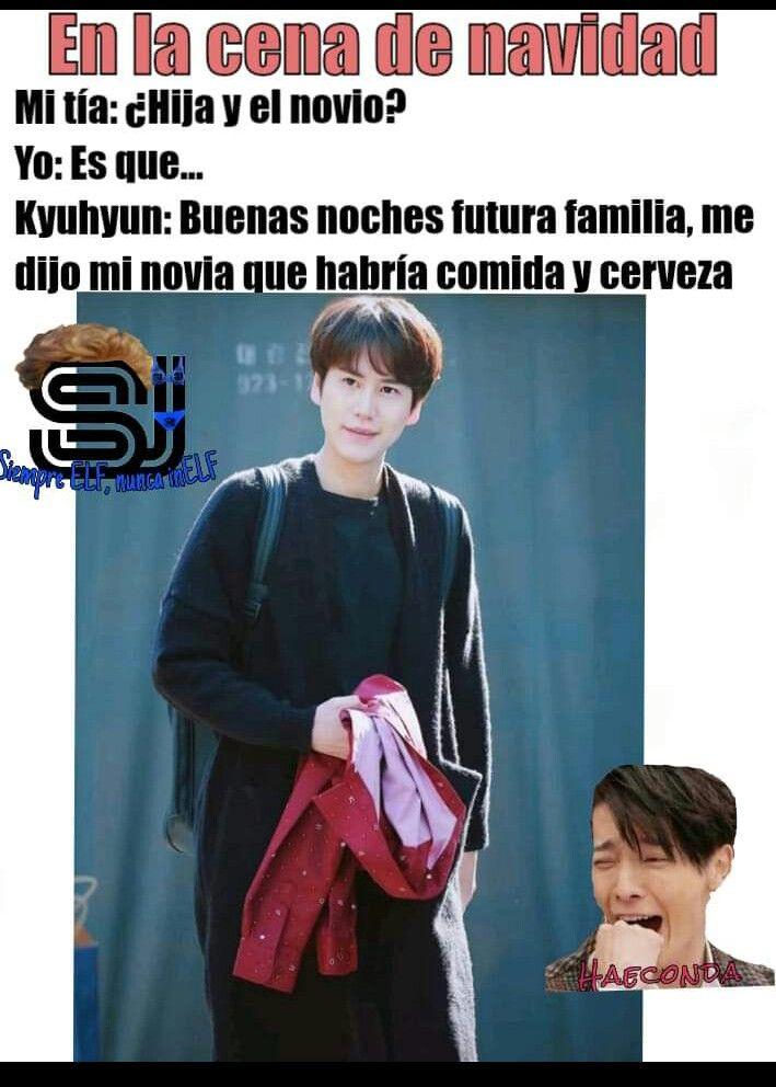 Pin De En Memes K Pop Memes Kpop Cena De Navidad Memes