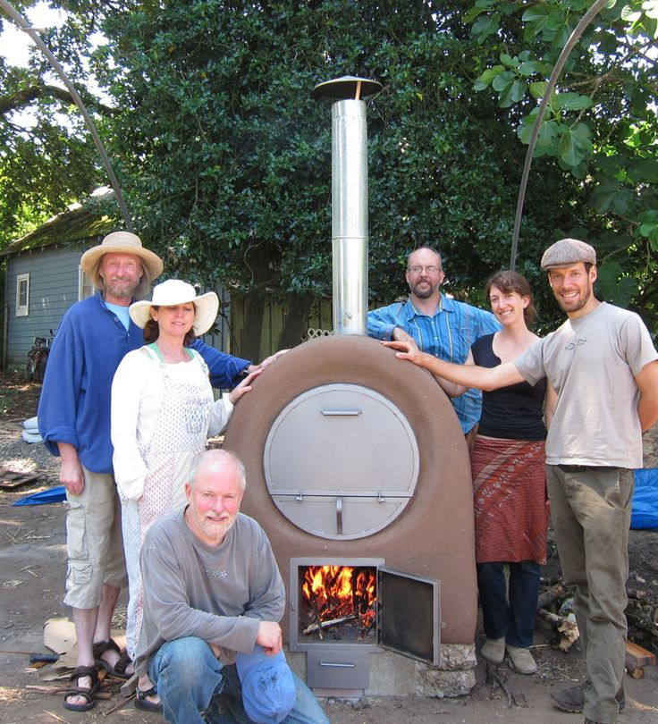 Today on Food Makers How to Build Outdoor Ovens Diy