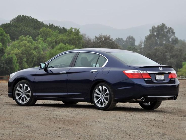 2014 Honda Accord Hybrid 2015 Honda Accord Pinterest