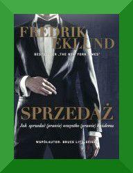 Sprzedaż Fredrik Eklund jak sprzedać, sprzedawać
