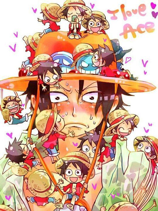 Đọc Truyện Một số doujinshi về các cặp đôi trong One Piece - Ace to Chibi  Luffy - Hotaru - Wattpad - Wattpad