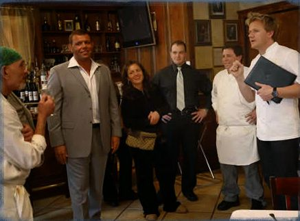 Peter S Italian Restaurant Kitchen Nightmares