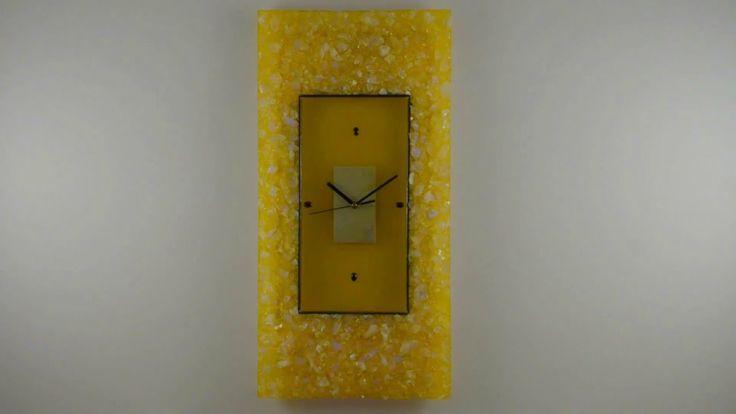 ZEGAR/KINKIET solny CLOCK / WALL LAMP LED rgb PILOT ARTSUN