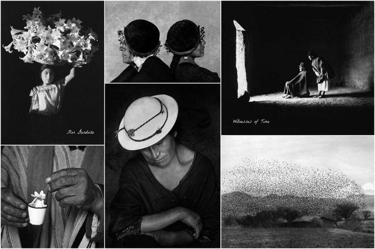 Flor Garduño - 'Witnesses of Time'