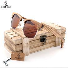 BOBO OISEAU 100% Main En Bois En Bambou lunettes de Soleil Mâle Et Femelle mignon Conception lunettes de soleil steampunk lunettes de soleil cool Avec Cadeau boîte(China (Mainland))