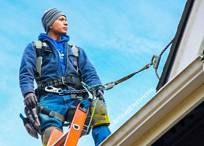 Best 25 journeyman electrician ideas on pinterest power lineman artisan is the only solar contractor in puget sound whose entire team of installers are ibew licensed journeyman electricians and electrical apprentices fandeluxe