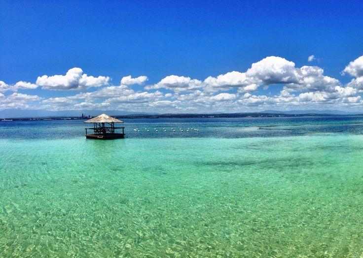 Cavanico il Mare Samal, Davao del Norte 03/05/16  #ocean #paradise #teal #blue #sea #seascapade #beachaholic