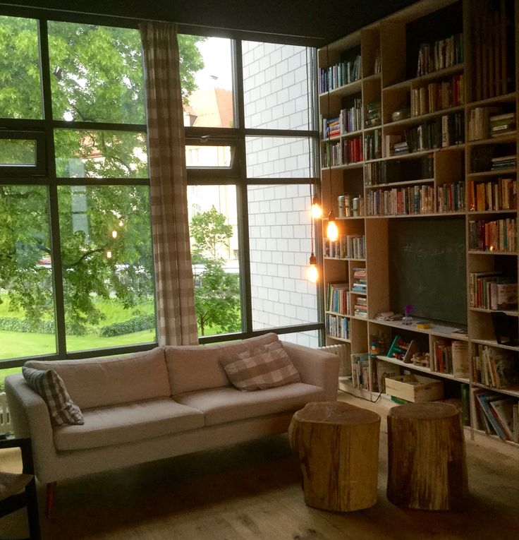 A calm, relaxing spot to spend some time reading or perhaps researching how to spend your time in Bern. The library room @ Hotel Alpenblick, Bern.