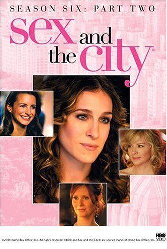 Sex and the City: The Sixth Season, Part 2 DVD ~ Sarah Jessica Parker, http://www.amazon.com/dp/B00030M9OW/ref=cm_sw_r_pi_dp_RTyfqb1590A26