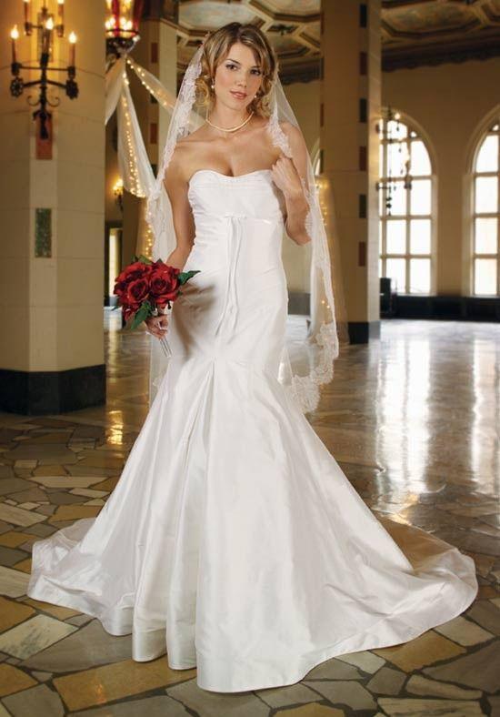 The Best Drop Waist Wedding Dress Ideas On Pinterest