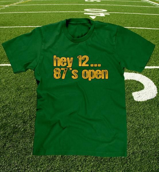 Green Bay Packer fans get this one. It's a little code for Rodgers and Nelson, and that usually = 6 pts.