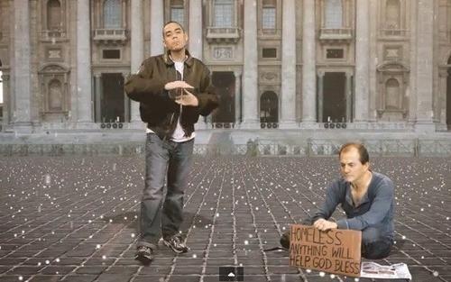 Álvaro Vega, de rapero mundano a rapero católico y seminarista, bate récords con su «Creo en Dios» - ReL