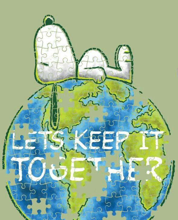 Snoopy Earth