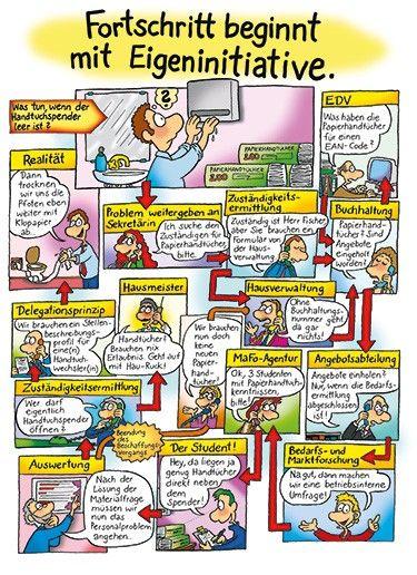 Eigenverantwortung bei Mitarbeitern erhalten