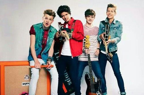 The vamps♡♡♡♡♡♡