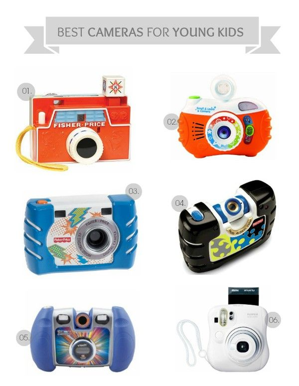 best cameras for young kids | Hellobee