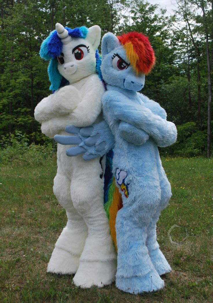 My Little Pony Costumes Are Way Too Fun