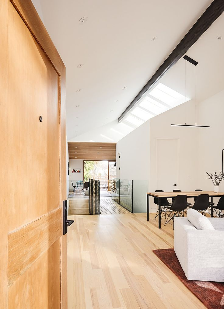 A Renovated Tiny Victorian With 21st Century Interiors