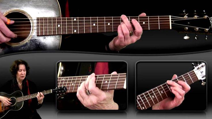 Blues Guitar Lesson - Drop D Tuning