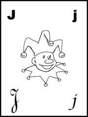 Disegni Alfabeto Carte 5