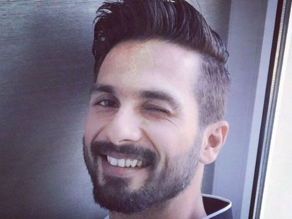 Shahid Kapoor recently said that he doesn't feel like working and just want to stare at his daughter Misha.