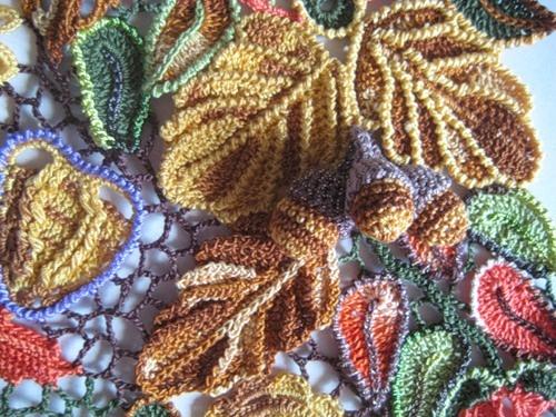 Olgemini crochet