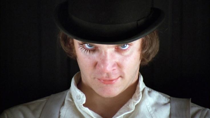 A Clockwork Orange (1971) #AClockworkOrange Click to listen to 208 Audio Quotes.