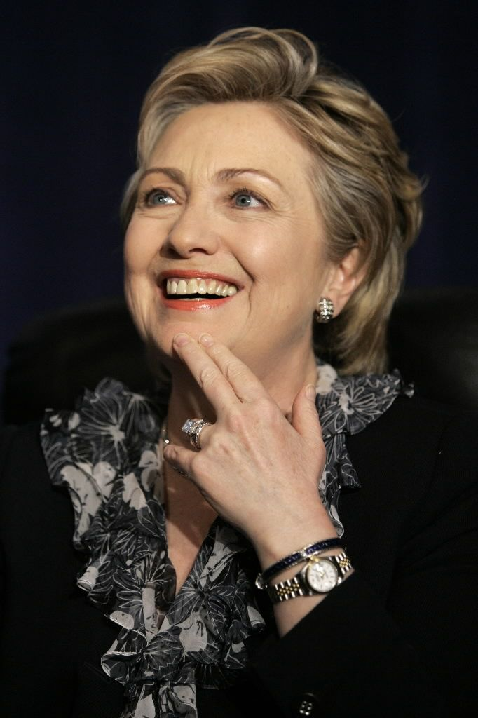 HILLARY CLINTON, the 67th United States Secretary of State, serving in the administration of President Barack Obama. She was a United States Senator for New York from 2001 to 2009. As the wife of the 42nd President of the United States, Bill Clinton, she was the First Lady of the United States from 1993 to 2001.