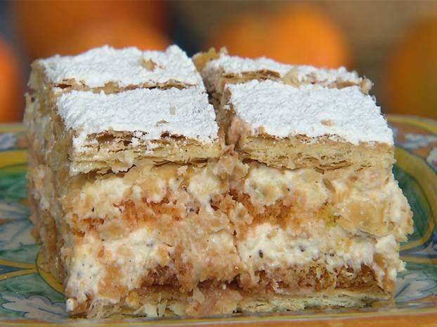 Come si preparano i diplomatici? Vi piacerebbe sapere la vera ricetta di questi deliziosi dessert siciliani? Ce li svelano Sandro e Addolorata, siciliani DOC!