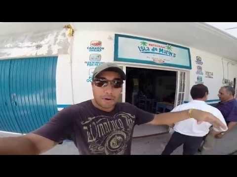 Top Seafood Restaurants in Puerto Vallarta, Isla de Marins - YouTube