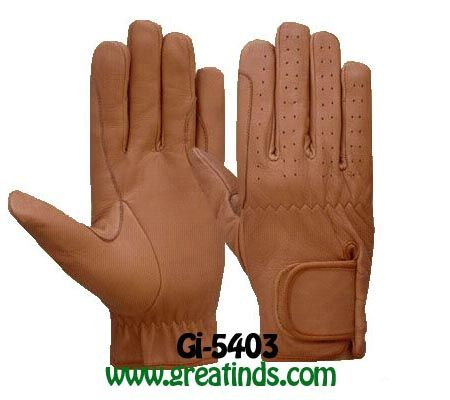 Riding Gloves www.greatinds.com All types of Rider Apparel just as Riding Gloves etc.. can be made by us at any required fabrics. For order or any other info please contact us by Email: info@greatinds.com Whatsapp: +923119121155
