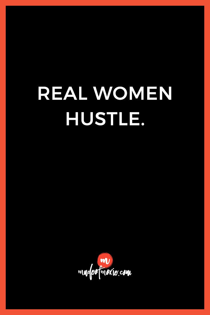 Follow Made of Moxie and get your hustle on bitches ;) xxx
