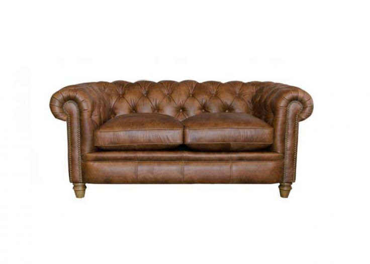 Exceptional Perfect For Smaller Homes And Apartments Looking For A Chesterfield Sofa,  The Abraham Junior Small Leather Sofa Is Ideal. Choose From 19 Beautiful  Leather ... Great Pictures