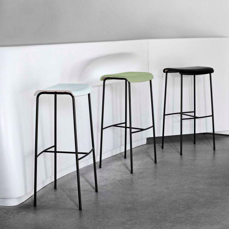 Magnus Olesen | Pause Bar Stools http://www.apresfurniture.co.uk/pause-bar-stools