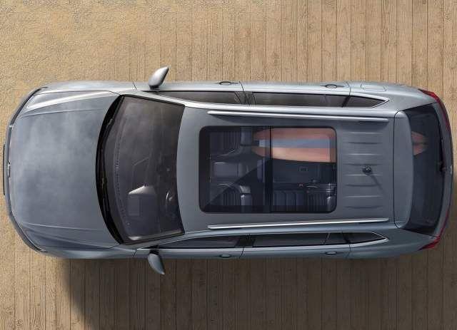 2019 Vw Tiguan Allspace Sunroof Hot Rides Skoda Kodiaq Volkswagen