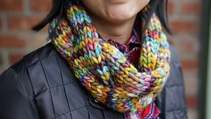 Ravelry: Rainbow twist pattern by Thao Nguyen