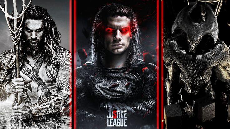 Confirmado!? Superman de Negro y Plata en Justice League!