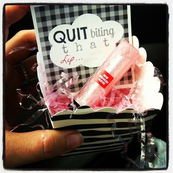 Party favor for a 50 shades party! Add Bosom Buddy at a discount!